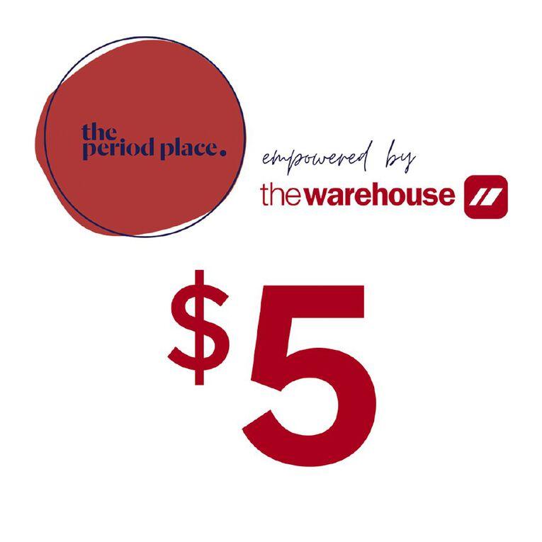 Period Poverty $5, , hi-res