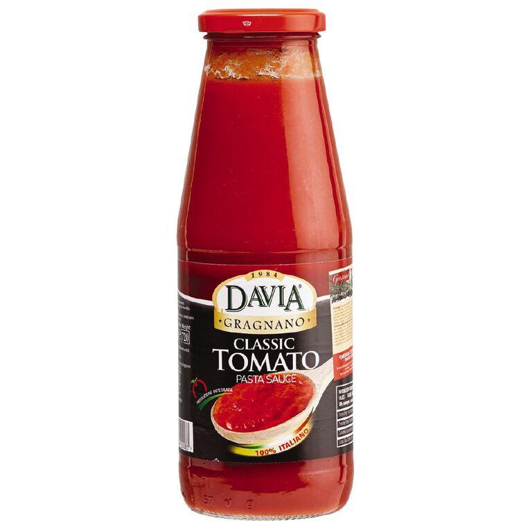 Davia Classic Passata Sauce 680g, , hi-res