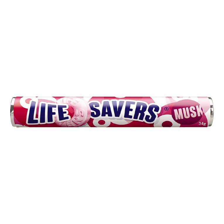 Lifesavers Musk 34g, , hi-res