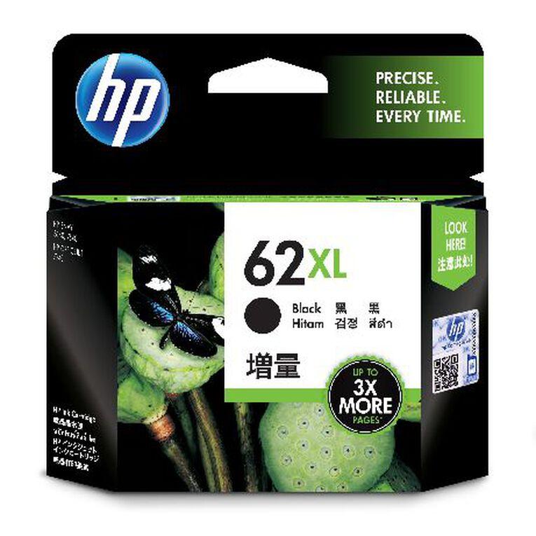 HP Ink 62XL Black (600 Pages), , hi-res