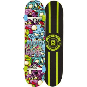 MADD Skateboard 31inch Zombie Party