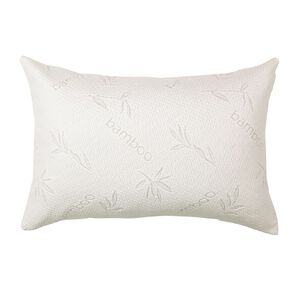 Living & Co Pillow Protector Bamboo White Standard