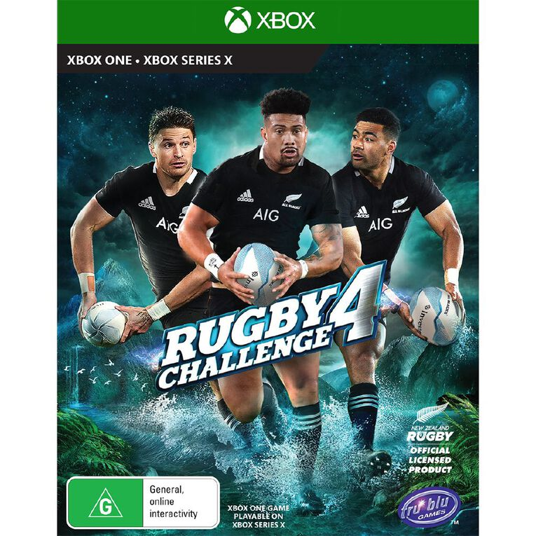 XboxOne All Blacks Rugby Challenge 4, , hi-res