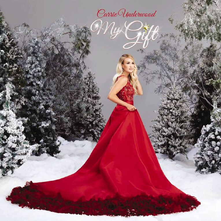 My Gift CD by Carrie Underwood 1Disc, , hi-res