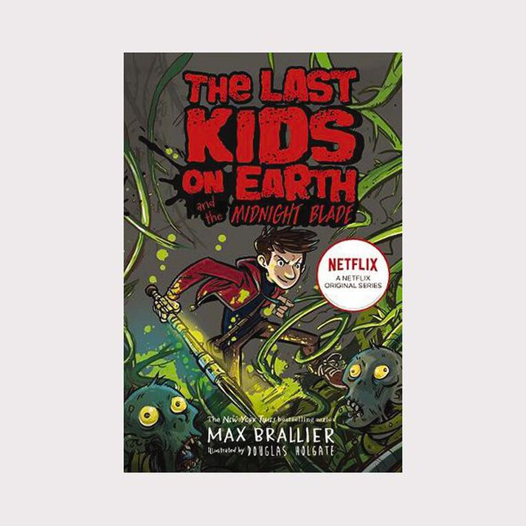 The Last Kids on Earth #5 The Midnight Blade by Max Brallier, , hi-res