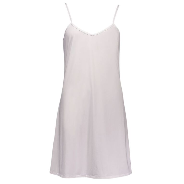 H&H Women's Everyday Slip, White, hi-res