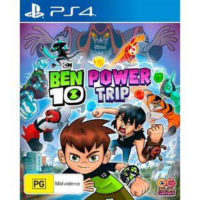 PS4 BEN 10 Power Trip!