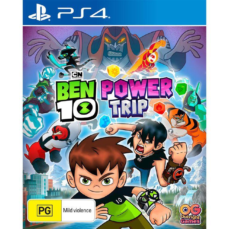 PS4 BEN 10 Power Trip!, , hi-res
