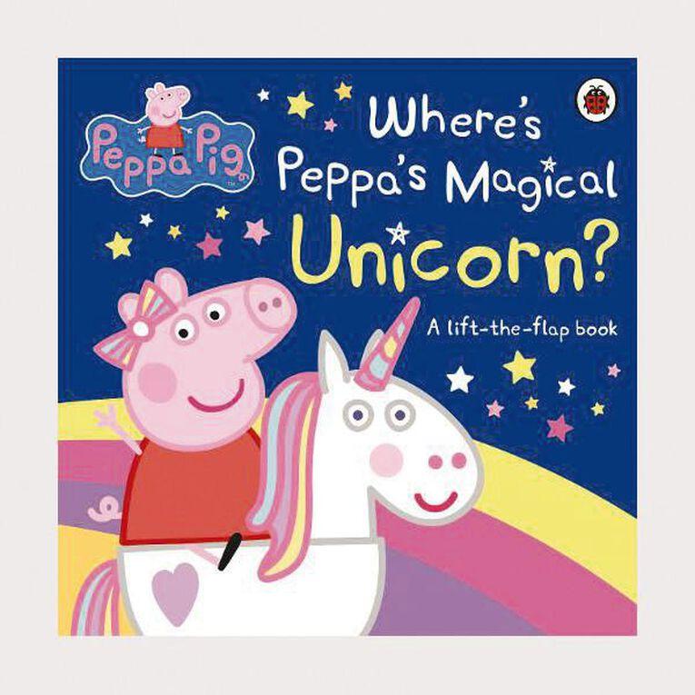 Peppa Pig: Where's Peppa's Magical Unicorn?, , hi-res