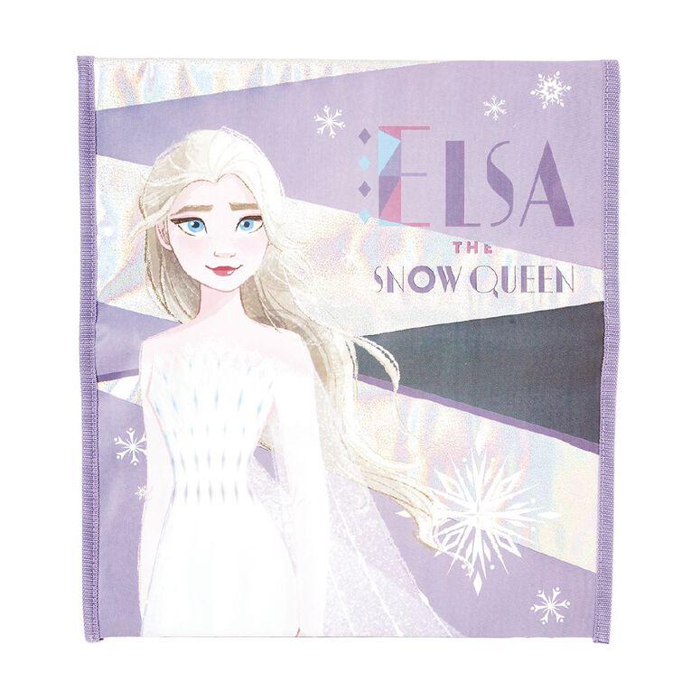 Frozen 2 Q2 Book Bag Purple, , hi-res