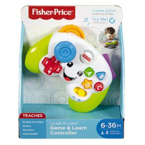 Fisher-Price Laugh & Learn Controller