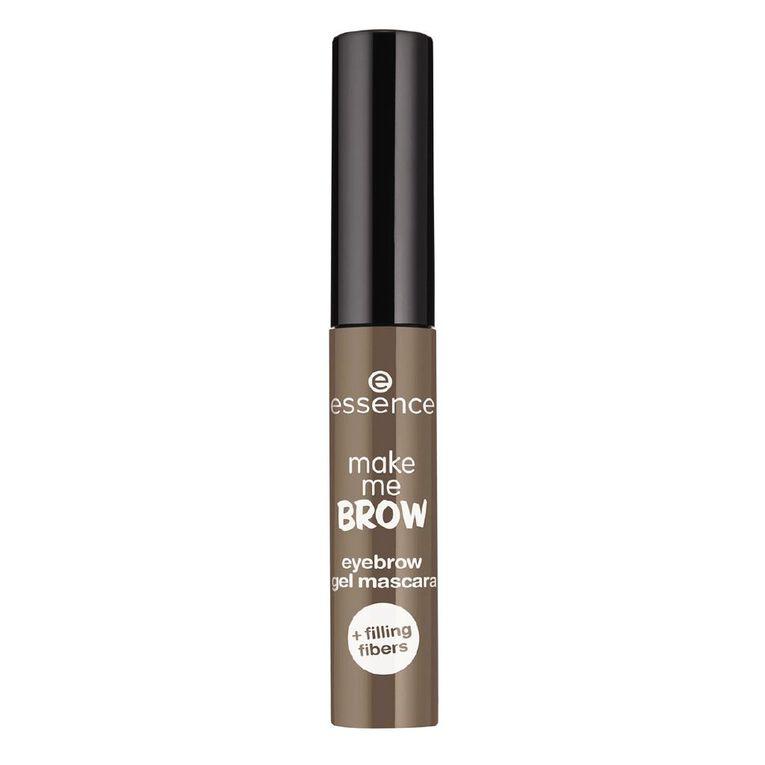 Essence Make Me Brow Eyebrow Gel Mascara 05, , hi-res