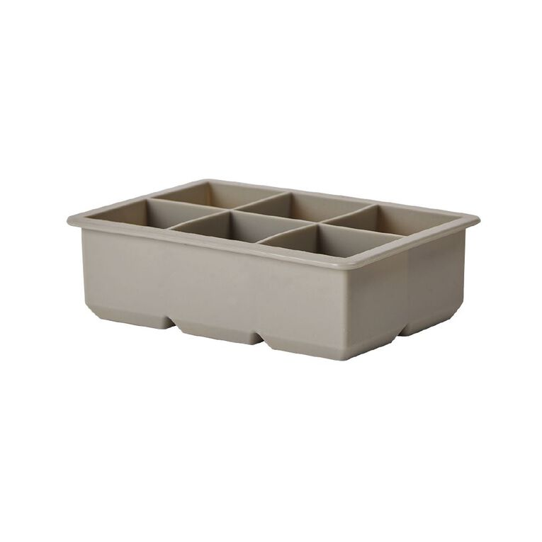 Living & Co Jumbo Silicone Ice Cube Tray, , hi-res