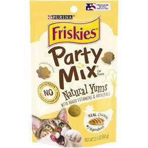 Friskies Party Mix Chicken Cat Treat 60g