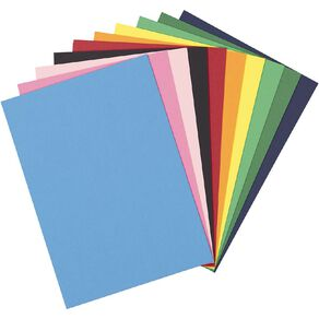 Uniti Value Cardstock Smooth 180gsm Bright's 48 Sheets A4
