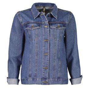 Garage Women's Denim Trucker Jacket