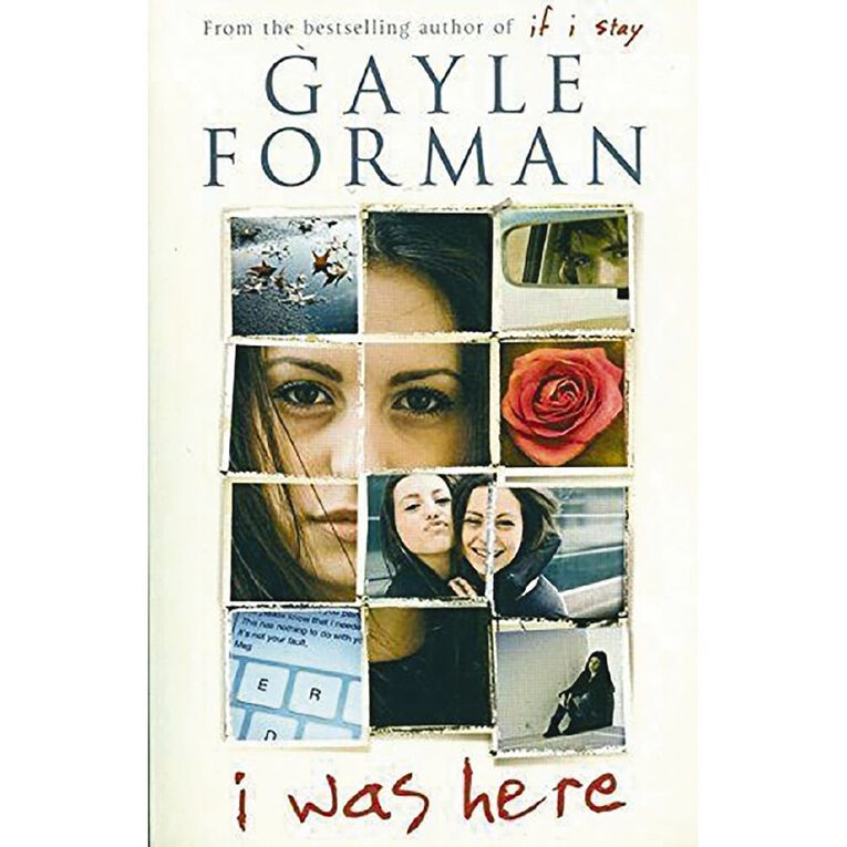I Was Here by Gayle Forman, , hi-res