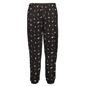 H&H Men's Knit Pyjama Pants