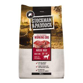 Stockman & Paddock Working Dog 20kg