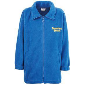 Schooltex Broomfield Polar Fleece Jacket with Embroidery