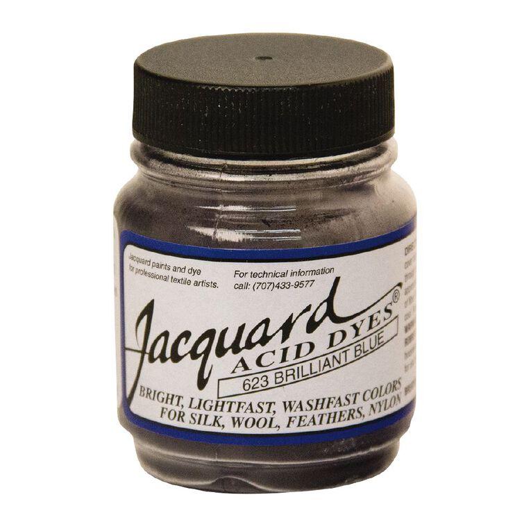 Jacquard Acid Dye 14.17g Brilliant Blue, , hi-res