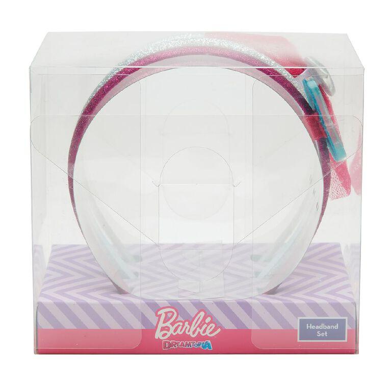 Barbie Headband 3 Piece set, , hi-res