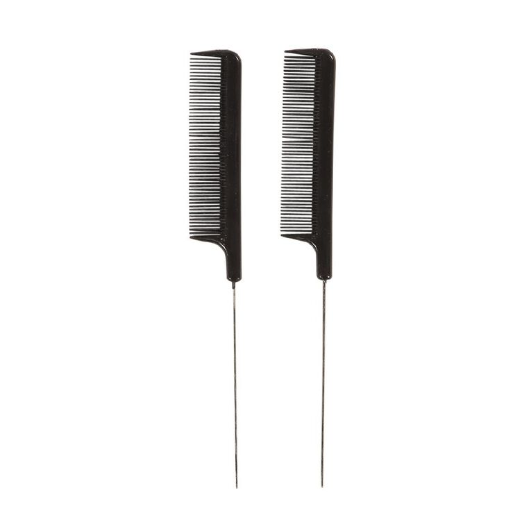 Colour Co. Hair Tail Comb 2 Pack, , hi-res
