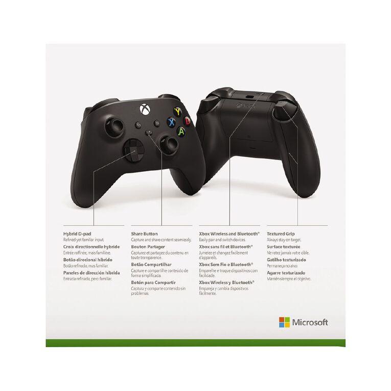Xbox Wireless Controller Carbon Black, , hi-res
