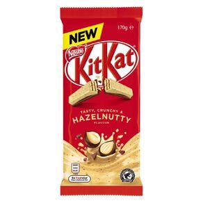 KitKat Hazelnut Block 170g