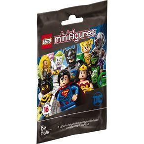 LEGO DC Super Heroes Minifigures Series 71026