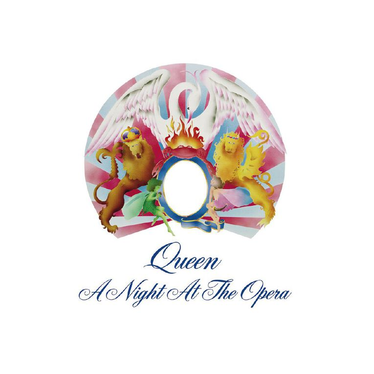 A Night at the Opera Vinyl by Queen 1Record, , hi-res