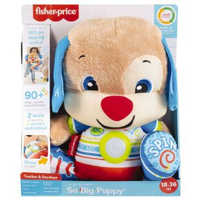 Fisher-Price Laugh & Learn Big Puppy