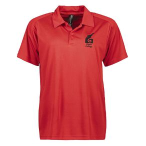 Schooltex Piopio College New Short Sleeve Polo with Embroidery
