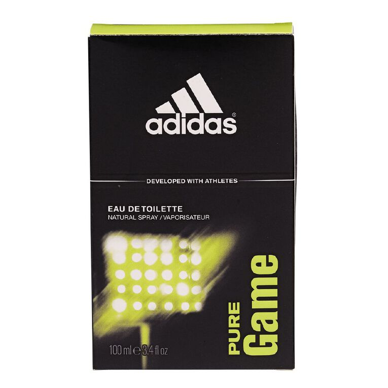 Adidas Pure Game EDT 100ml, , hi-res image number null