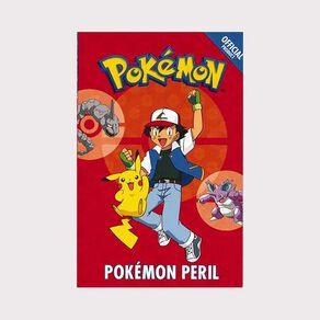 Pokemon Adventure #2 Pokemon Peril