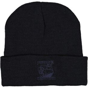 Schooltex James Cook Beanie with Embroidery