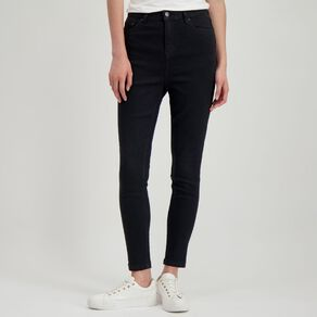 H&H Women's High Rise Skinny Jeans