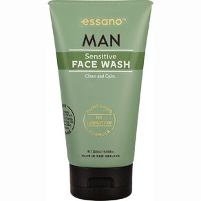 Essano Man Face Wash Sensitive 120ml