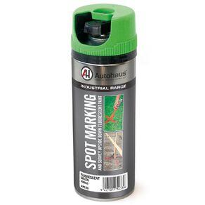Autohaus Fluorescent Spray Paint Green 400ml