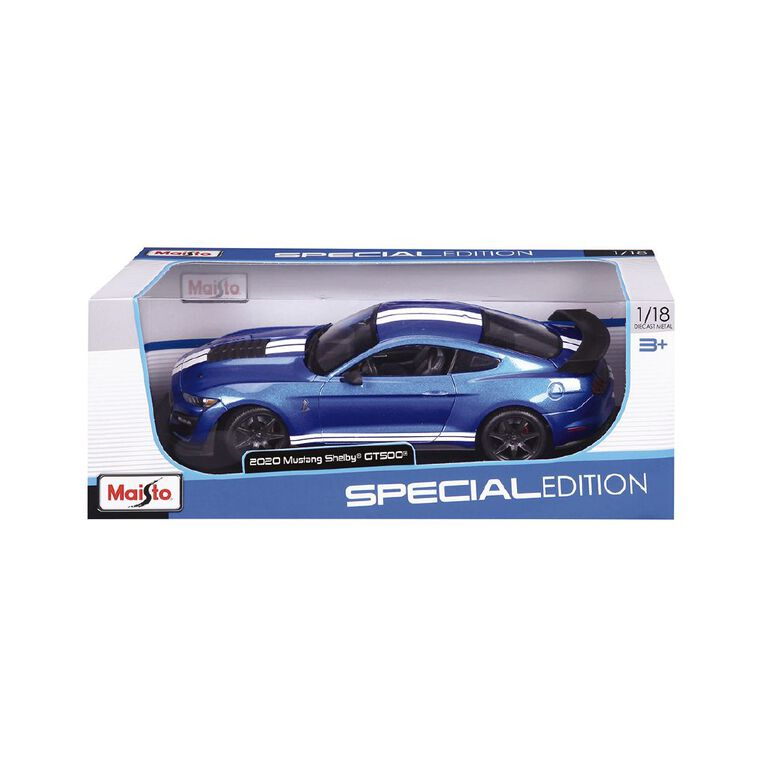 Maisto 1:18 Special Edition 2020 Ford Shelby Mustang GT500, , hi-res image number null