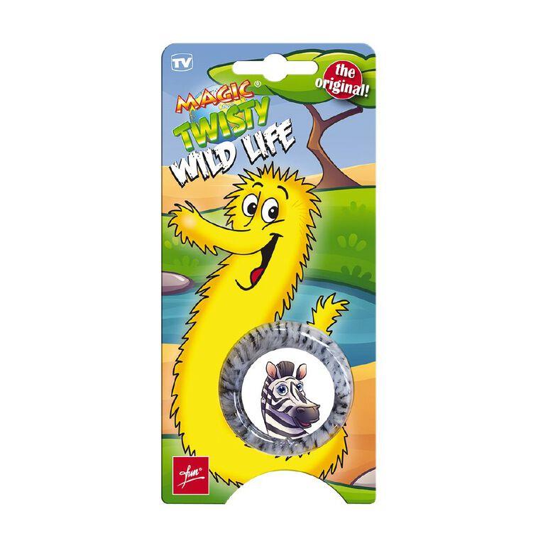 Magic Twisty Wild Life Assorted, , hi-res