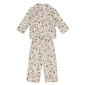 Gruffalo Kids' Flannelette Pyjamas