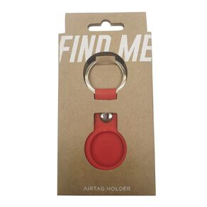 Airtag Holder Red