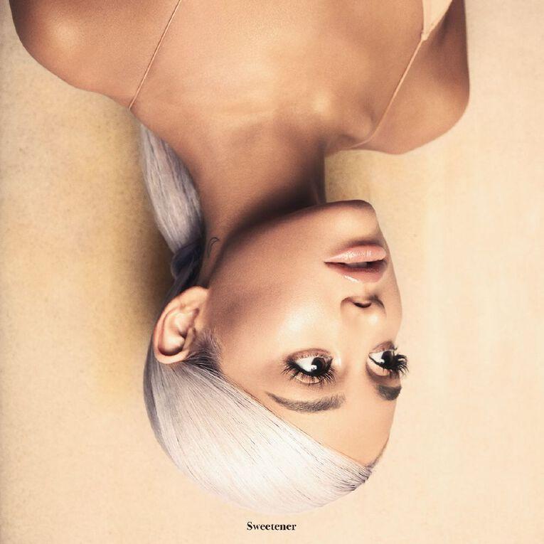 Sweetener CD by Ariana Grande 1Disc, , hi-res
