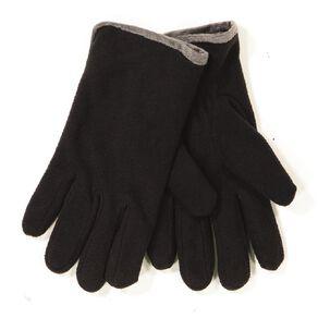 H&H Women's Faux Fur Lined Gloves