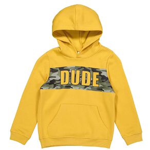 Young Original Pull Over Print Hoodie Sweat
