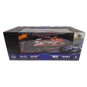 Radio Controlled High Speed Off-Road Vehicle
