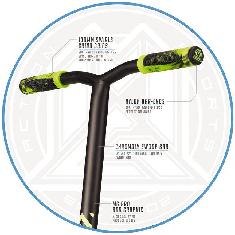 MADD Kick Pro Scooter Blue/Grey, , hi-res