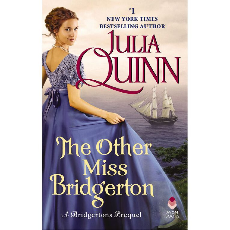 Rokesby #3 The Other Miss Bridgerton by Julia Quinn, , hi-res