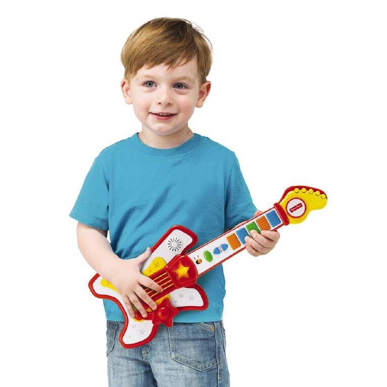 Fisher-Price Musical Rockstar Guitar, , hi-res